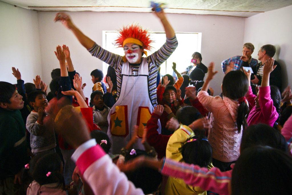 Los Chicos de Cusco - Samuel Le BRAULT