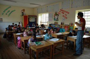 Los Chicos de Cusco, écoles andines, Picol