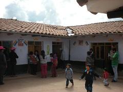 Huchuy Yachaq, école, pauvreté, Pérou, isolé, Los Chicos de Cusco, association