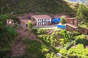 ASVIN escuela, Los Chicos de Cusco, Peru