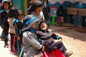 Las Hormiguitas, huchuy yachaq, cusco, pérou, association, solidarité internationale, volontariat pérou