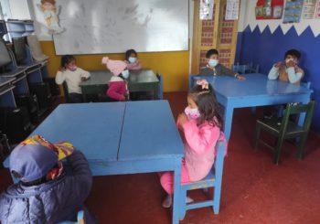 Parrainer une classe du Jardin d'enfants Las Hormiguitas