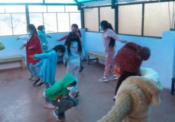 Bilan des Maxivacaciones 2021 (activités durant les grandes vacances au centre social Huchuy Yachaq)