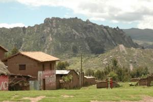 Hameau de Punacancha
