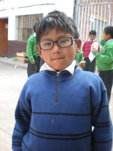 De nouvelles lunettes pour Hector