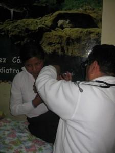 Esmeralda, vaccination contre le virus papilloma