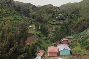 Hameau de Pacramayo
