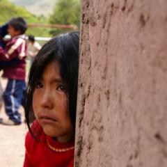 Lys ne parlait que quechua,  3 mois plus tard elle parle espagnol