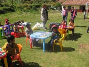 Mayubamba matériel scolaire 2016