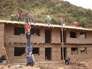 Construction du nouveau bâtiment - 2010 - ASVIN