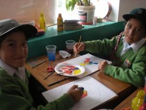 Atelier peinture - ASVIN