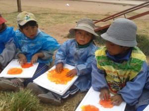 Initiation peinture pour les maternelles - ASVIN