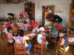 test pour entrée en maternelle asvin